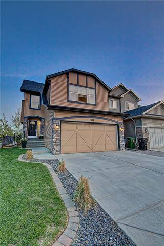 House for sale at 220 Cougartown Cs Southwest Calgary Alberta - MLS: C4248551