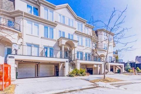 Townhouse for sale at 220 David Dunlap Circ Toronto Ontario - MLS: C4425046