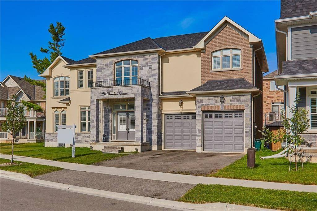 House for sale at 220 Moorland Cres Ancaster Ontario - MLS: H4067380