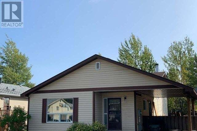 House for sale at 220 Peace River Cres Tumbler Ridge British Columbia - MLS: 185857
