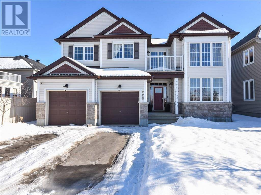 House for sale at 220 Radhika Ct Ottawa Ontario - MLS: 1181688