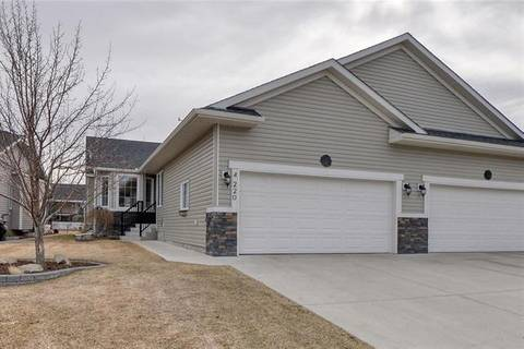 Townhouse for sale at 220 Riverside Cres Northwest High River Alberta - MLS: C4294123