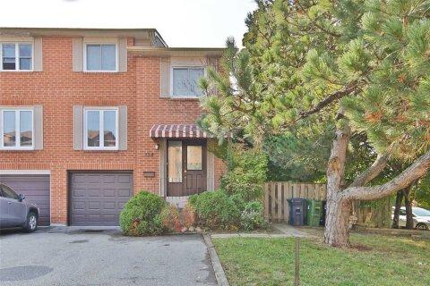 Townhouse for sale at 220 Robert Hicks Dr Toronto Ontario - MLS: C5083366