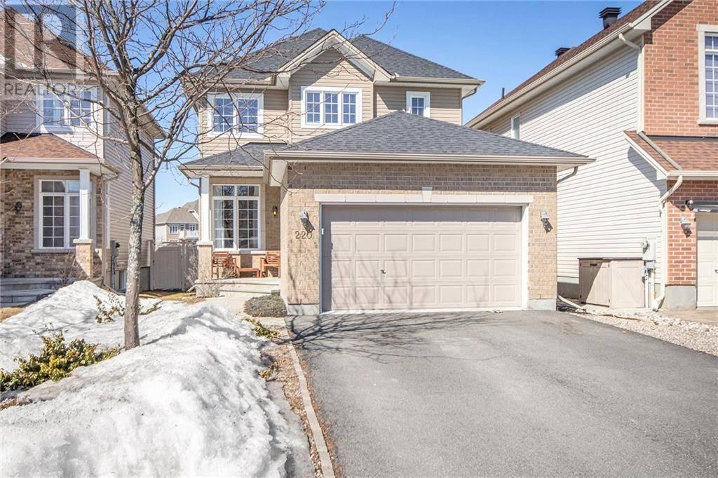 House for sale at 220 Steep Rock Cres Kanata Ontario - MLS: 1187019