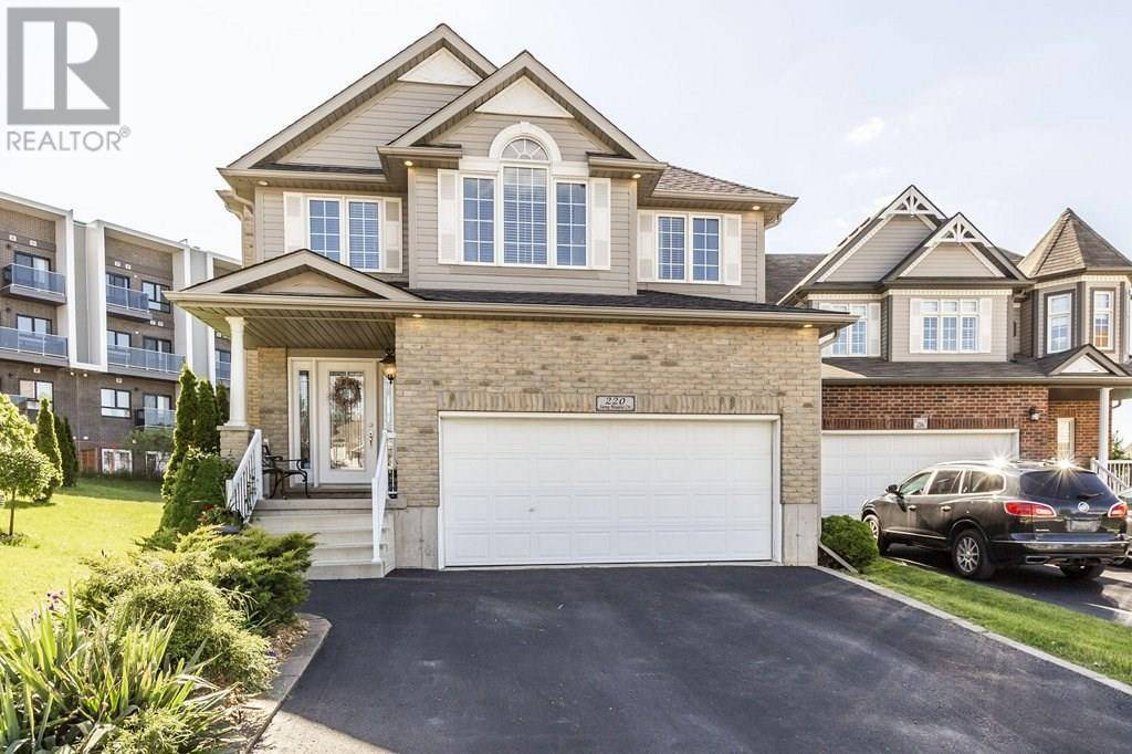 House for sale at 220 Sunny Meadow Ct Kitchener Ontario - MLS: 30756845