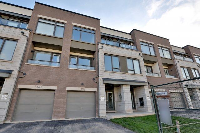 For Sale: 220 Wheat Boom Drive, Oakville, ON | 3 Bed, 4 Bath Townhouse for $918,000. See 20 photos!
