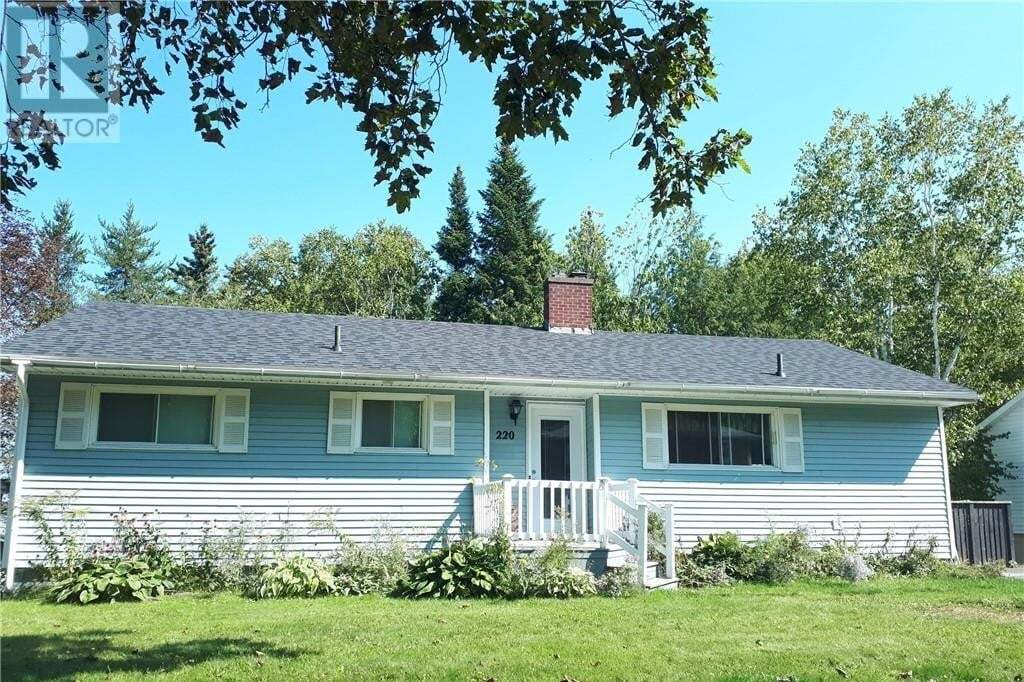 House for sale at 220 Woodbridge St Fredericton New Brunswick - MLS: NB049200