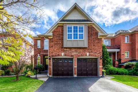 House for sale at 2200 Chickadee Cres Oakville Ontario - MLS: W4675722