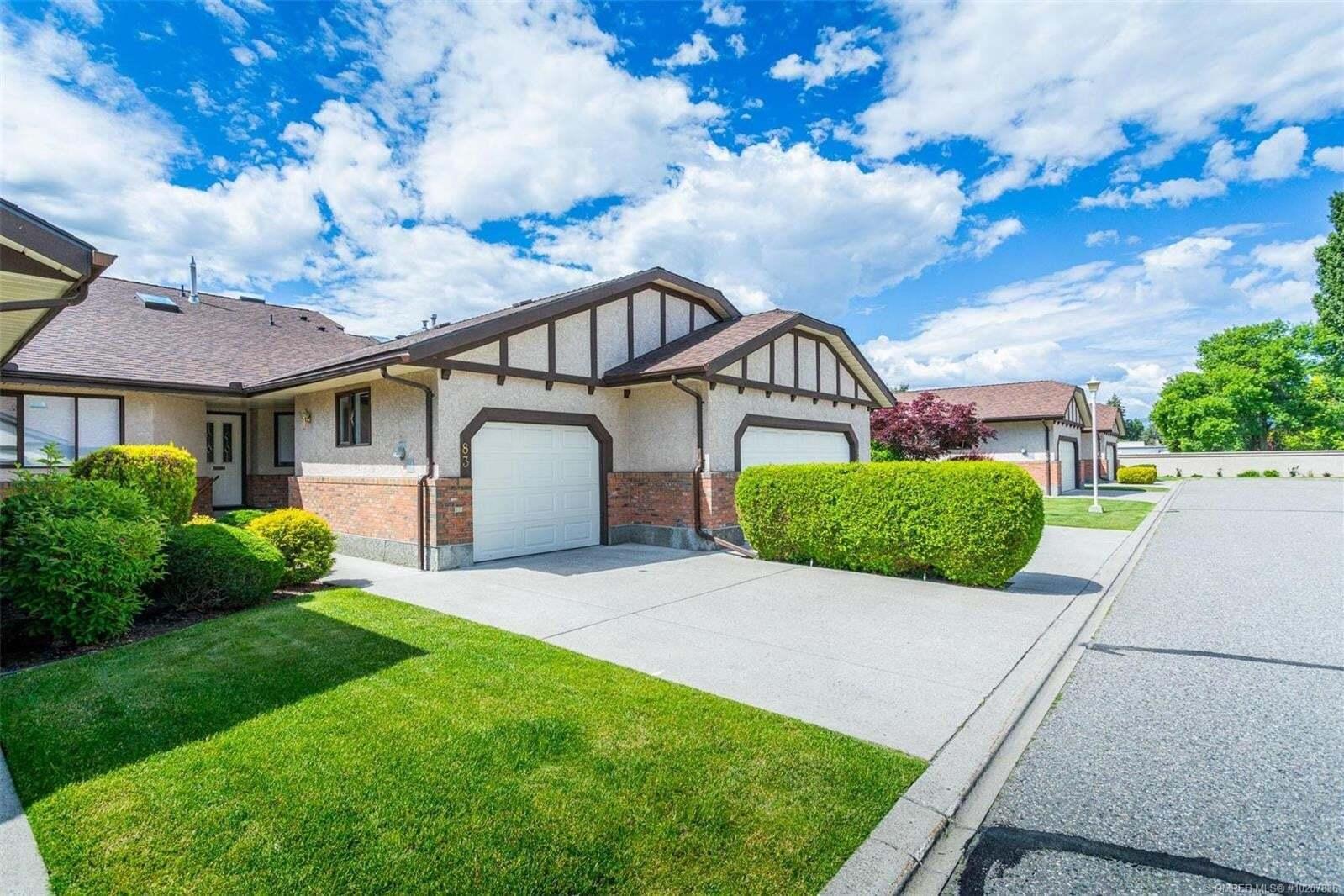 Townhouse for sale at 2200 Gordon Dr Kelowna British Columbia - MLS: 10207836