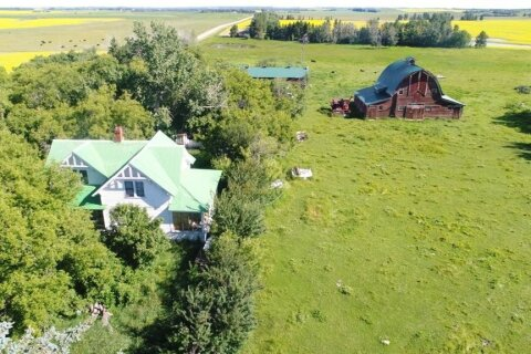 Residential property for sale at 220080 Highway 53  Rural Ponoka County Alberta - MLS: A1038019