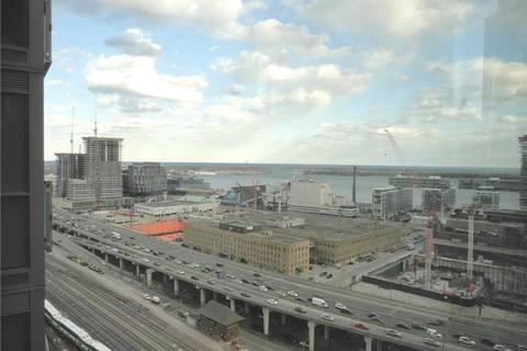 Apartment for rent at 1 The Esplanade St Unit 2201 Toronto Ontario - MLS: C4493670