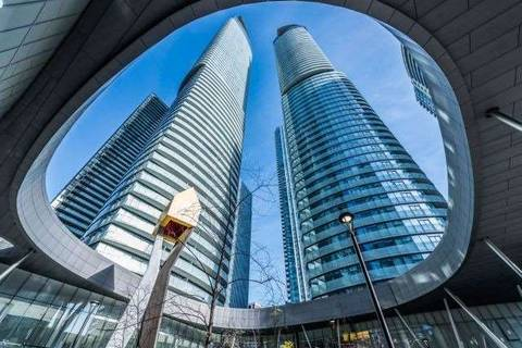 Apartment for rent at 14 York St Unit 2201 Toronto Ontario - MLS: C4576437