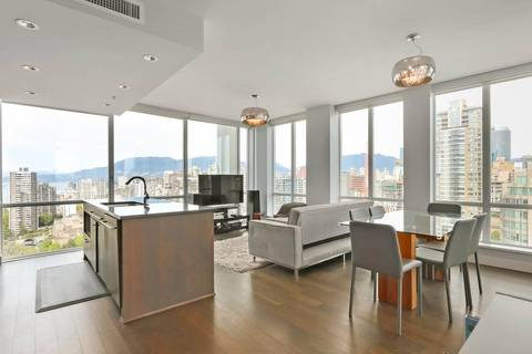 Condo for sale at 1455 Howe St Unit 2201 Vancouver British Columbia - MLS: R2437896