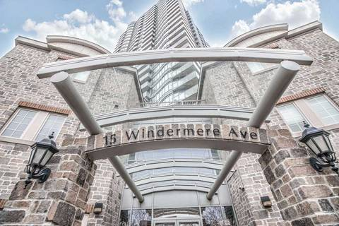 Apartment for rent at 15 Windermere Ave Unit 2201 Toronto Ontario - MLS: W4469993