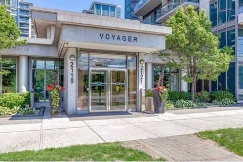 Apartment for rent at 2121 Lakeshore Blvd Unit 2201 Toronto Ontario - MLS: W4700677