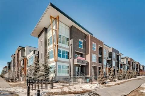 Townhouse for sale at 2201 95 Burma Star Road Sw Rd Southwest Unit 2201 Calgary Alberta - MLS: C4221562