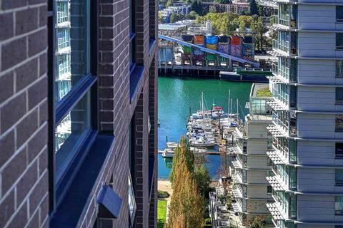 Condo for sale at 583 Beach Cres Unit 2201 Vancouver British Columbia - MLS: R2428072