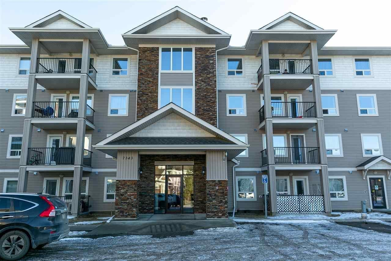 Condo for sale at 7343 South Terwillegar Dr NW Unit 2201 Edmonton Alberta - MLS: E4224306