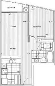 Apartment for rent at 83 Borough Dr Unit 2201 Toronto Ontario - MLS: E4570144