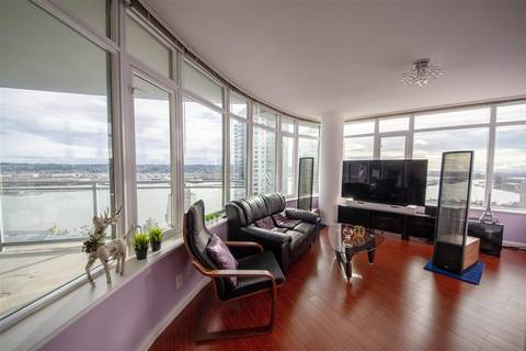 Condo for sale at 892 Carnarvon St Unit 2201 New Westminster British Columbia - MLS: R2428329