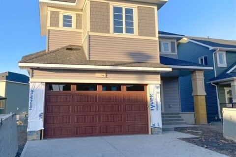 House for sale at 2201 Bayside  Rd SW Airdrie Alberta - MLS: A1042040