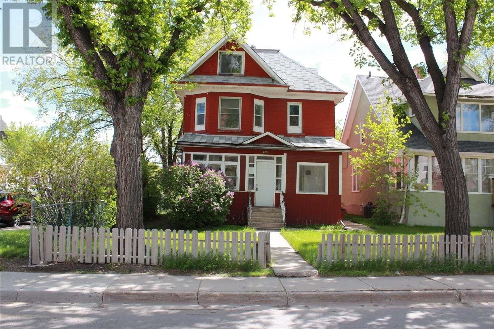 House for sale at 2201 Toronto St Regina Saskatchewan - MLS: SK809989