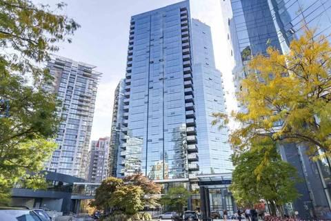 Condo for sale at 1050 Burrard St Unit 2202 Vancouver British Columbia - MLS: R2419988