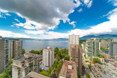 Condo for sale at 1251 Cardero St Unit 2202 Vancouver British Columbia - MLS: R2379069