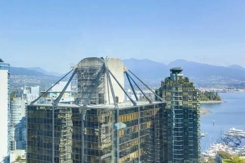 Condo for sale at 1331 Alberni St Unit 2202 Vancouver British Columbia - MLS: R2415502