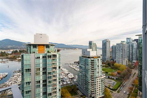 Condo for sale at 1499 Pender St W Unit 2202 Vancouver British Columbia - MLS: R2428992