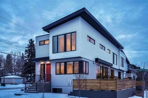 Townhouse for sale at 2202 23 St Southwest Calgary Alberta - MLS: C4281169