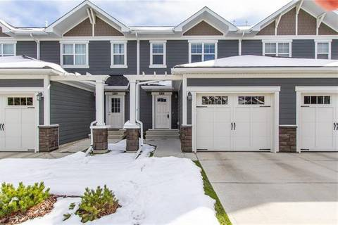 Townhouse for sale at 881 Sage Valley Blvd Northwest Unit 2202 Calgary Alberta - MLS: C4283459