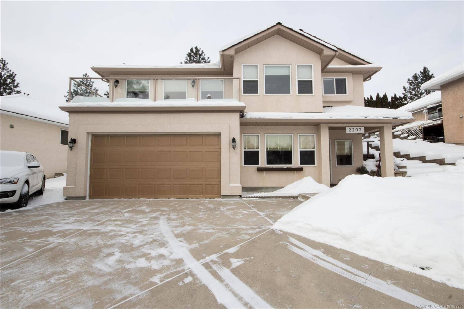 House for sale at 2202 Lillooet Cres Kelowna British Columbia - MLS: 10197770