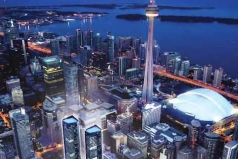 Condo for sale at 115 Blue Jays Wy Unit 2203 Toronto Ontario - MLS: C4737691