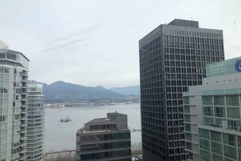 Condo for sale at 1188 Pender St W Unit 2203 Vancouver British Columbia - MLS: R2350103