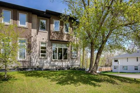 Townhouse for sale at 2203 13 St Northwest Calgary Alberta - MLS: C4247526
