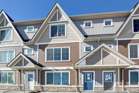 Townhouse for sale at 250 Fireside Vw Unit 2203 Cochrane Alberta - MLS: C4233755