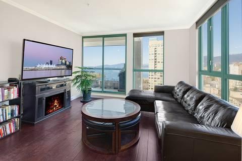 Condo for sale at 907 Beach Ave Unit 2203 Vancouver British Columbia - MLS: R2454830