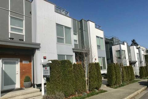 Townhouse for sale at 2203 Southside Dr Vancouver British Columbia - MLS: R2348227