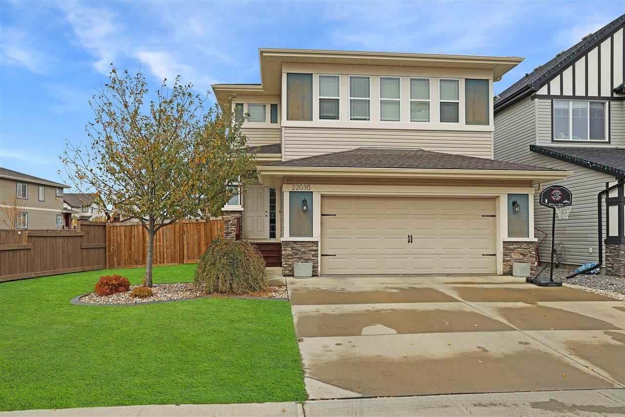 House for sale at 22030 95a Av NW Edmonton Alberta - MLS: E4217514