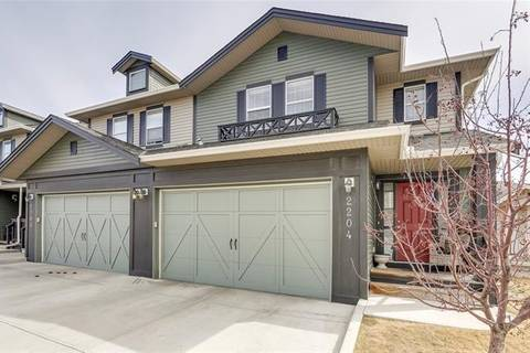 Townhouse for sale at 1001 8 St Northwest Unit 2204 Airdrie Alberta - MLS: C4240849