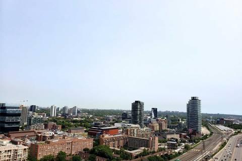 Apartment for rent at 16 Bonnycastle St Unit 2204 Toronto Ontario - MLS: C4512477