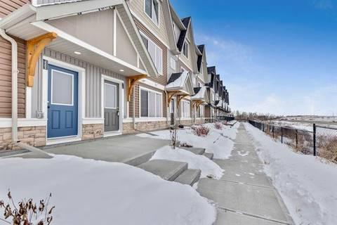 Townhouse for sale at 250 Fireside Vw Unit 2204 Cochrane Alberta - MLS: C4279269