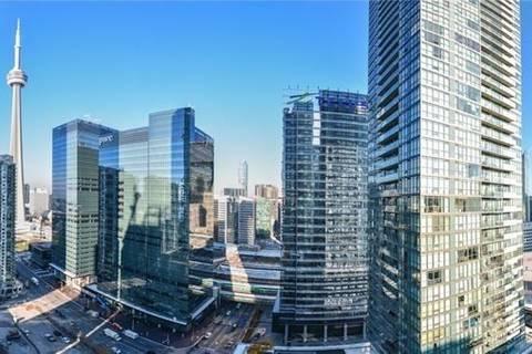 Apartment for rent at 55 Bremner Blvd Unit 2204 Toronto Ontario - MLS: C4695529