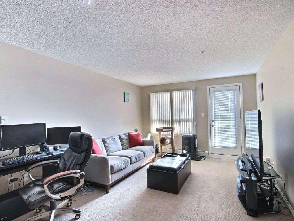For Sale: 2204 - 7343 South Terwillegar Drive, Edmonton, AB | 2 Bed, 2 Bath Condo for $203,900. See 9 photos!
