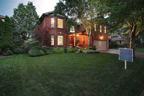 House for sale at 2204 Dunvegan Ave Oakville Ontario - MLS: W4492158