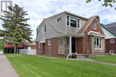 House for sale at 2204 Moy  Windsor Ontario - MLS: 19020146