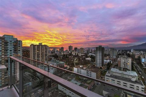 Condo for sale at 1028 Barclay St Unit 2205 Vancouver British Columbia - MLS: R2395108