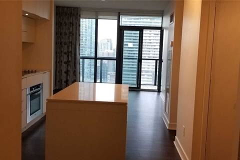 Apartment for rent at 110 Charles St Unit 2205 Toronto Ontario - MLS: C4733994