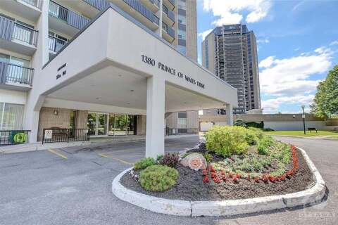 Condo for sale at 1380 Prince Of Wales Dr Unit 2205 Ottawa Ontario - MLS: 1209122